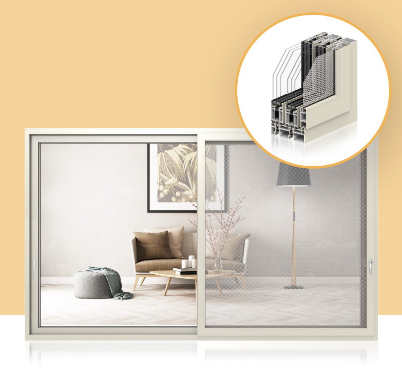 aluminium sliding window and door
