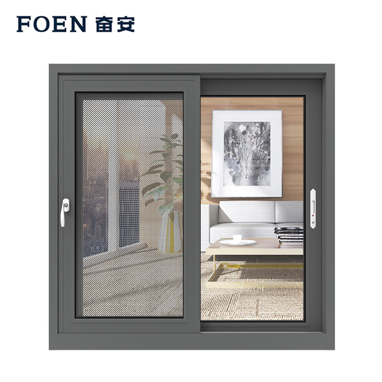 Customized Aluminium Sliding Window