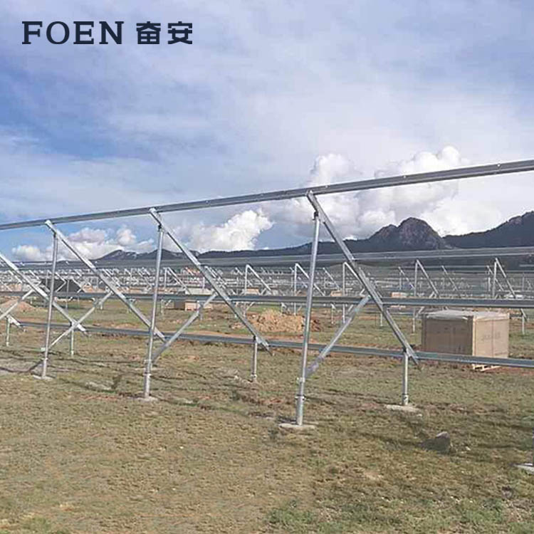 PV Ground Mounting Systems